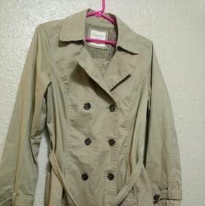 Sonoma Pea coat style collared jacket 🔥